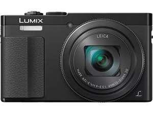 Panasonic Lumix DMC-TZ71, schwarz oder silber