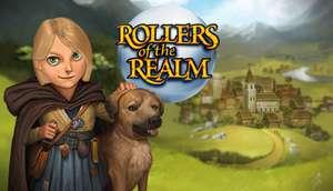 """Rollers of the Realm"" (Windows PC) Steamkey über Alienware Arena (Level 5+ benötigt)"