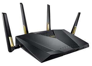 Asus RT-AX88U Gaming Router (Ai Mesh WLAN System, WiFi 6, AX6000)