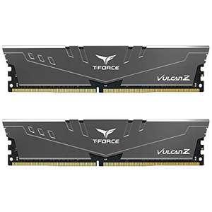 TeamGroup T-Force Vulcan Z grau DIMM Kit 16GB, DDR4-3200, CL16