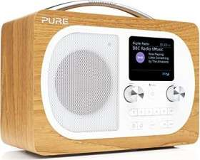 Pure Evoke H4 Digitalradio, verschiedene Farben
