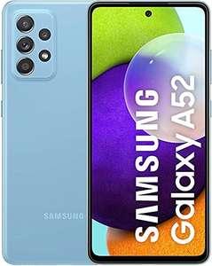 Samsung Galaxy A52, 8/256GB, blau