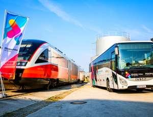 Eine Woche lang mit Bus und Bahn gratis durch Kärnten fahren