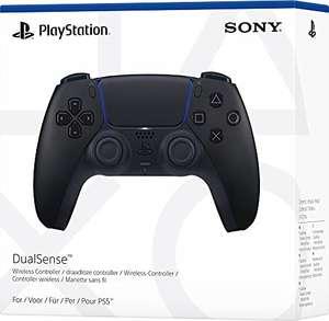 (WHD: wie neu) Sony DualSense Controller, wireless, midnight black, (PS5)