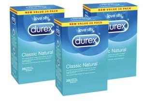 [Geiler Preisjäger] Diverse Durex Kondome zu guten Preisen bei iBOOD