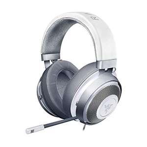 Razer Kraken Gaming Headset Mercury Edition