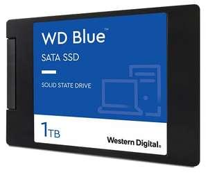 Western Digital WD Blue, 3D NAND, SATA SSD, 1TB