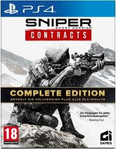 """""""Sniper Ghost Warrior Contracts Complete Edition"""" (PS4) solltet ihr ins Visier nehmen bei Media Markt"""