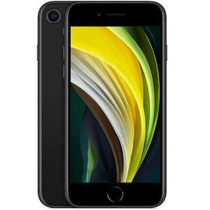 iPhone SE, 256GB, schwarz