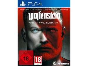 Wolfenstein Alternativwelt-Kollektion - [PlayStation 4 / Xbox One]