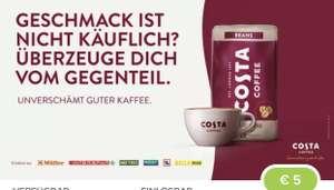 Costa Coffee Aktion (Billa Plus) um 8,99€ (3,99€ mit Cashback)