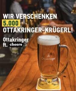(Lokal: Wien) Kostenloses Ottakringer Bier mit Cheers