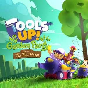 """""""Tools Up! Garden Party - Episode 1: The Tree House DLC"""" gratis auf Steam (Grundspiel wird benötigt)"""