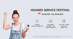 Huawei Smartphones: Gratis 6 Monate Garantieverlängerung