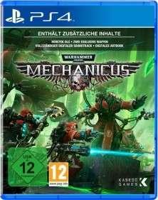 """Warhammer 40,000: Mechanicus"""" (PC um 9,99€) (PS4 / XBOX One je 14,99€) (Nintendo Switch 19,99€)"""