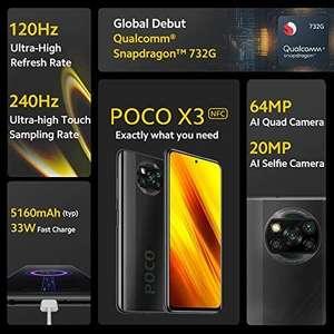 Poco X3 NFC grau 6GB / 64GB