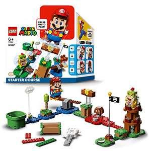 LEGO Super Mario - Abenteuer mit Mario Starterset (71360) + LEGO Vidiyo - Party Llama BeatBox (43105)