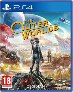 """The Outer Worlds"" (PS4) Click & Reserve oder in Libro Filiale bestellen und abholen"