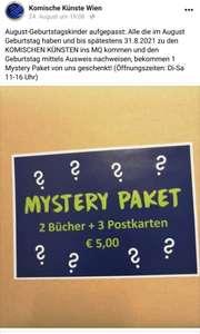 Gratis Mystery Paket im MQ