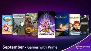 Knockout City,Sam & Max Hit the Road,Candleman,Puzzle Agent,Secret Files 2:Puritas Cordis,Tools Up! & Unmemory (PC) kostenlos (Prime Gaming)