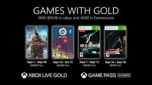 Games with Gold September 21: Warhammer Chaosbane, Mulaka, Zone of the Enders u. Samurai Showdown II (Infodeal- XBOX One / Series S|X / 360)