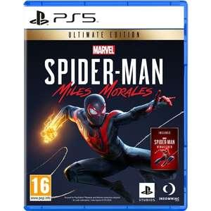 Da spinnt man zwei mal   Spider-Man Ultimate Edition PS5