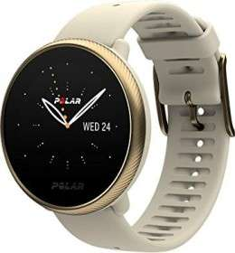 (WHD: sehr gut) Polar Ignite 2, GPS/Fitness Smartwatch, gold/champagner