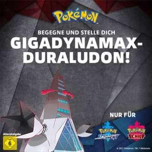 Gratis Dynakristall - Gigadynamax Duraludon