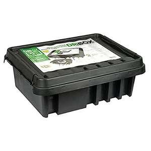 [Amazon] Dri-Box DB-330-UK-B Wetterfeste Box Anschlußkasten für elektrische Geräte und Kabeln, IP55, Schwarz