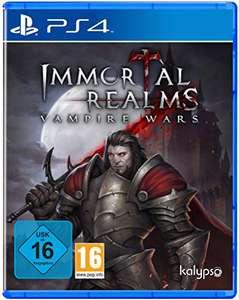 """""""Immortal Realms: Vampire Wars"""" (PS4) ein bisschen Preis <(ºᵥᵥº)>"""