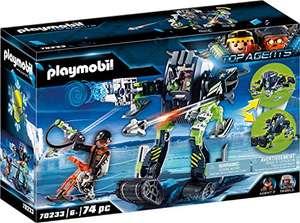 Playmobil Top Agents - Arctic Rebels Eisroboter Set