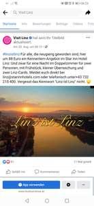 Städtetrip Linz