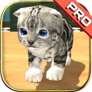 """Cat Simulator Kitty Craft Pro Edition"" (Android) gratis im Google PlayStore - ohne Werbung / ohne InApp-Käufe -"