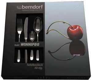 Berndorf Sandrik Besteck-Set WINNIPEG 30 teilig