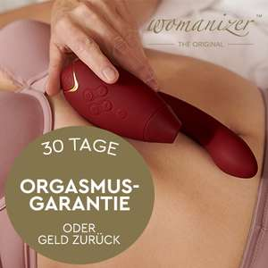 """Womanizer """"Classic"""" (Purple) zum neuen Bestpreis und inklusive Orgasmus-Garantie :D"""
