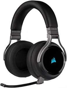 (WHD: wie neu) Corsair Virtuoso RGB Carbon, Wireless Gaming Headset