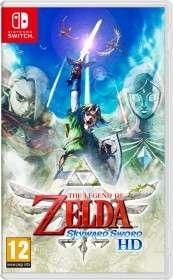 """""""The Legend of Zelda Skyward Sword (PEGI)"""" (Nintendo Switch) - Schwer(t) zu Widerstehen bei Gameware.at"""