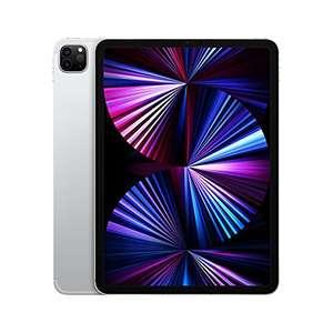 """Apple iPad Pro 11"""" 2TB, 5G, Silver - 3. Generation 2021 mit M1"""