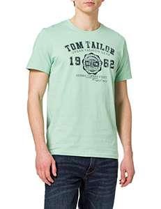 TOM TAILOR Herren T-Shirt in verschiedenen Farben & Größen