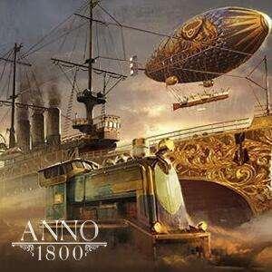 Anno 1800 (Uplay & Epic) kostenlos Spielen vom 01.September bis zum 06. September (Ubisoft Store)