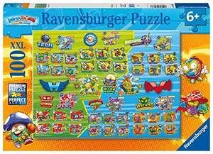 Ravensburger Puzzle 100 pz. XXL Super Zings