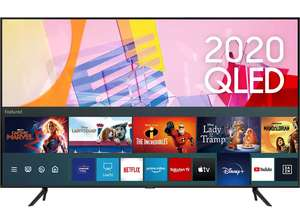 """Samsung QE85Q60T, 85"""" 4K UHD Smart TV"""