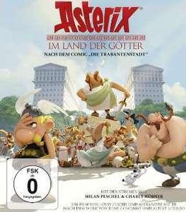 """Film: """"Asterix im Land der Götter"""" Animationsfilm für Groß und Klein nach dem Comic Asterix und die Trabantenstadt, als Stream vom SRF"""