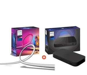 Philips Hue Play HDMI Sync Box + Gradient Lightstrip 75 Zoll