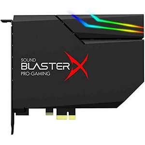 Creative Sound BlasterX AE-5 Plus, PCIe x1