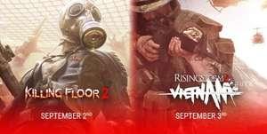 """""""Rising Storm: Vietnam"""" (PC) Steamkeys am 3.9. für Level 5+ Alienware Mitglieder"""