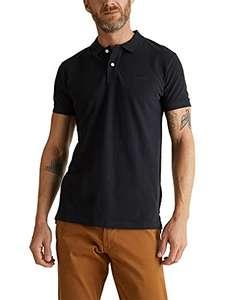 ESPRIT Piqué-Poloshirt aus 100% Baumwolle in Größen S - XXL