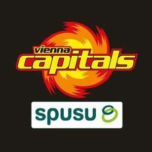 Gratis zum 1. Heimspiel der Vienna Capitals am 24.09. 19:15 Uhr