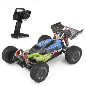 WLToys Race Buggy XKS 144001 ferngesteuertes Auto bis 60km/h, 1:14