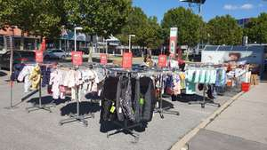 Flohmarkt bei Baby One Vösendorf